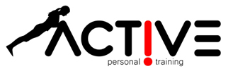 Active personal training weert logo
